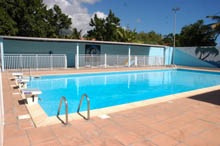 La piscine communale