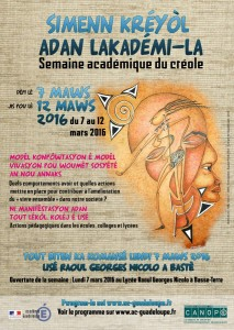 Creole_semaine_academique_affiche