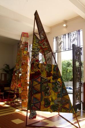 Chantier artistique pictural