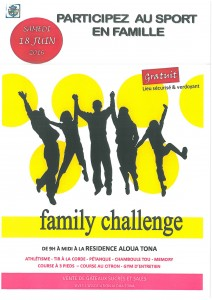 family chalenge