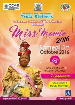 Élection de Miss Mamie