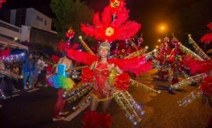 Carnaval 2017 – Golden Star 114, lauréat du meilleur costume