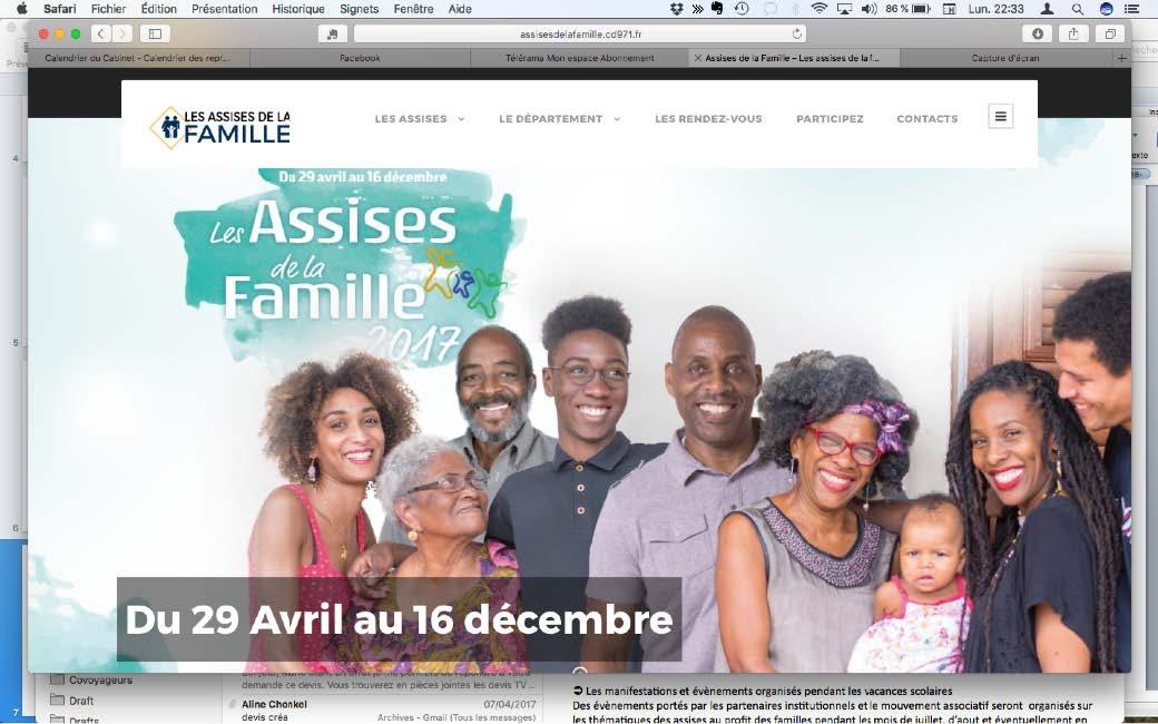 DP ASSISES DE LA FAMILLE