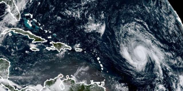 Ouragan Irma, bulletin de suivi