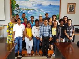 Service civique, la collectivité recrute neuf jeunes