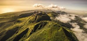 Risques naturels, le volcan de la soufrière