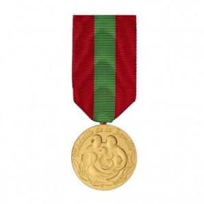 Médaille française de la famille
