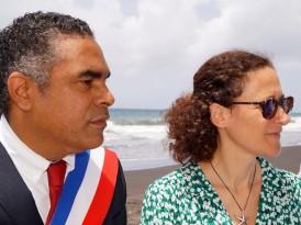 Emmanuelle Wargon en visite ministérielle à Trois-Rivières