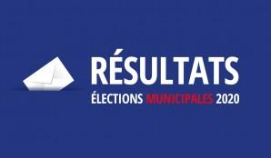 Municipales 2020 : Résultats